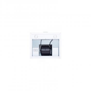 Вытяжка кухонная Minola Slim T 6712 WH 1100 LED Фото 4