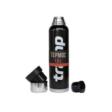 Термос Tramp Expedition Line 1.6 л Black (TRC-029-black) - фото 2