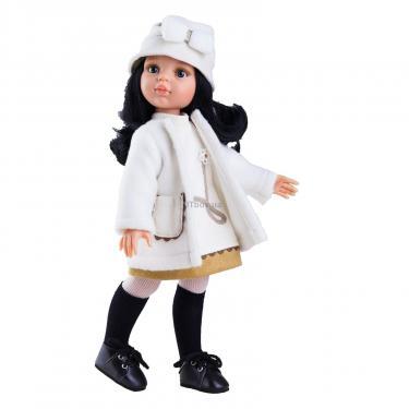 Кукла Paola Reina Карина в белом Фото