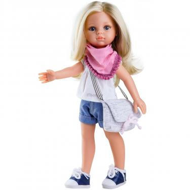Кукла Paola Reina Клаудия с сумочкой 32 см Фото