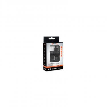 Зарядний пристрій REAL-EL CH-350 black (EL123160017) - фото 8