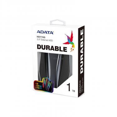 """Зовнішній жорсткий диск 2.5"""" 1TB ADATA (AHD770G-1TU32G1-CBK) - фото 7"""