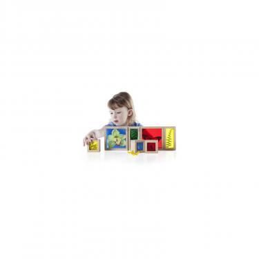 Игровой набор Guidecraft Набор блоков Natural Play Сокровища в ящиках разно Фото 11