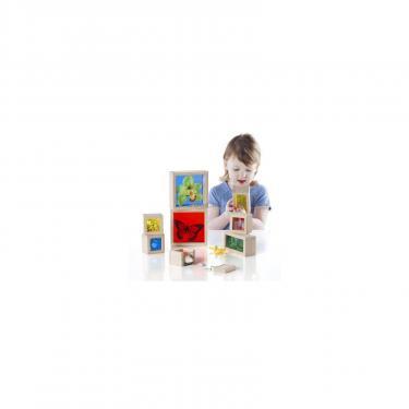 Игровой набор Guidecraft Набор блоков Natural Play Сокровища в ящиках разно Фото 5