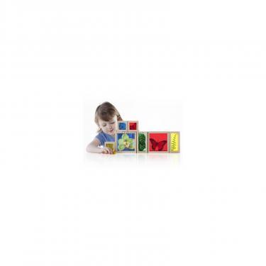 Игровой набор Guidecraft Набор блоков Natural Play Сокровища в ящиках разно Фото 7