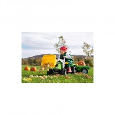 Веломобиль Rolly Toys rollyFarmtrac Deutz Agrotron TTV Warrior черный (710348) - фото 2