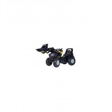 Веломобиль Rolly Toys rollyFarmtrac Deutz Agrotron TTV Warrior черный (710348) - фото 1