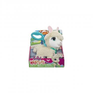 Интерактивная игрушка Hasbro FurReal Friends Большой питомец на поводке Лама Фото 1