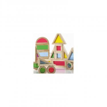 Игровой набор Guidecraft уменьшенных блоков Block Play Маленькая радуга, 20 Фото 2