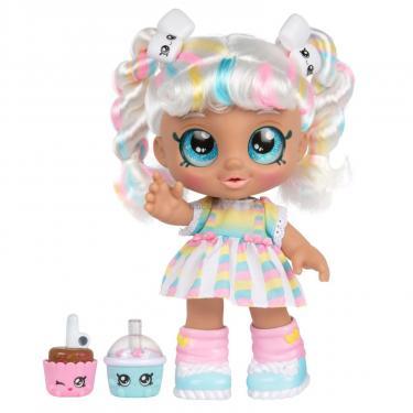 Кукла Kindi Kids Марша Мелло SNACK TIME FRIENDS Фото