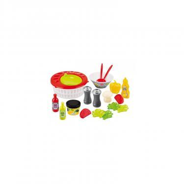 Игровой набор Ecoiffier Салат от Шеф-повара, 21 аксес Фото
