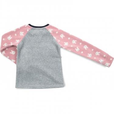 Пижама Matilda флисовая (11013-3-116G-pink) - фото 5