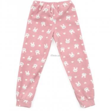 Пижама Matilda флисовая (11013-3-116G-pink) - фото 6