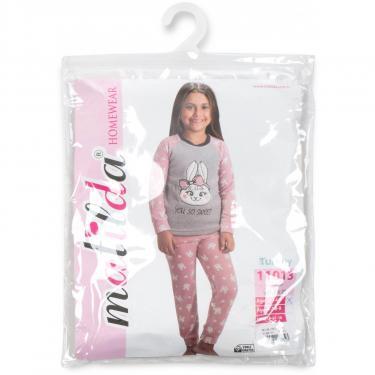 Пижама Matilda флисовая (11013-3-116G-pink) - фото 8