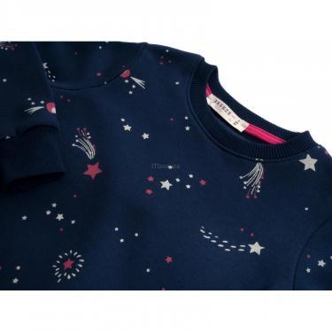 Пижама Breeze со звездами (15116-104-blue) - фото 4