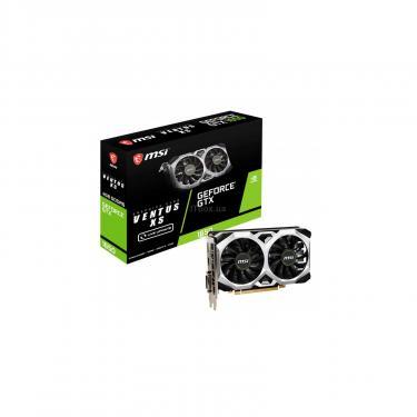Видеокарта MSI GeForce GTX1650 4096Mb D6 VENTUS XS Фото