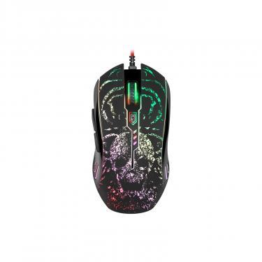 Мышка Defender Invoker GM-947 Black Фото 5