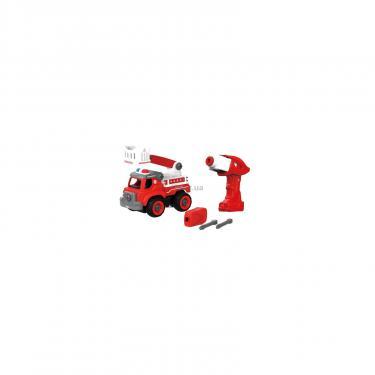 Конструктор Diy Spatial Creativity Пожарный кран с электродвигателем Фото 2