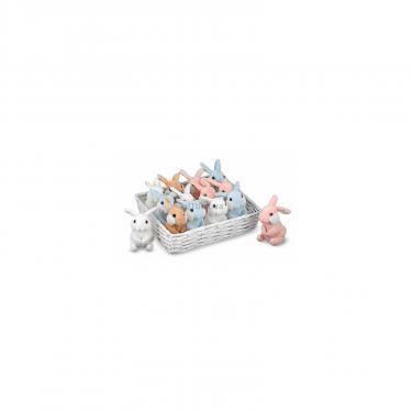 Мягкая игрушка Melissa&Doug Плюшевые кролики-малыши прыгунки Фото