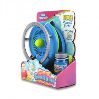 Игровой набор Gazillion Генератор мыльных пузырей Гигант вентилятор, в наб Фото 9