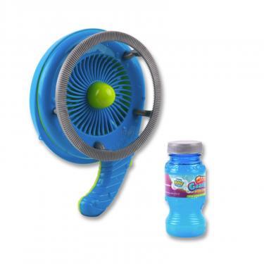 Игровой набор Gazillion Генератор мыльных пузырей Гигант вентилятор, в наб Фото 4