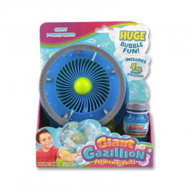 Игровой набор Gazillion Генератор мыльных пузырей Гигант вентилятор, в наб Фото 6