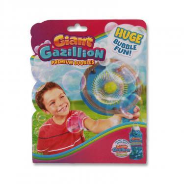 Игровой набор Gazillion Генератор мыльных пузырей Гигант вентилятор, в наб Фото 7