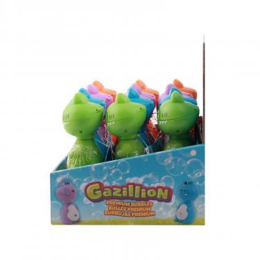 Игровой набор Gazillion Мыльные пузыри Дино, р-н 59мл, оранжевый Фото 11