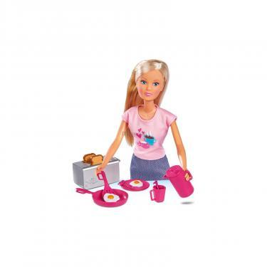 Кукла Simba Штеффи Готовим завтрак Фото 1