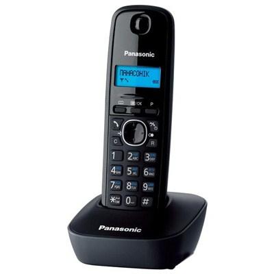 Телефон DECT PANASONIC KX-TG1611UAH