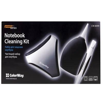 Универсальный чистящий набор ColorWay для ноутбуків (CW-8099)