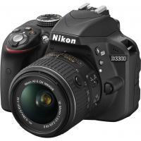Цифровой фотоаппарат Nikon D3300 AF-P 18-55 VR KIT (VBA390K008)