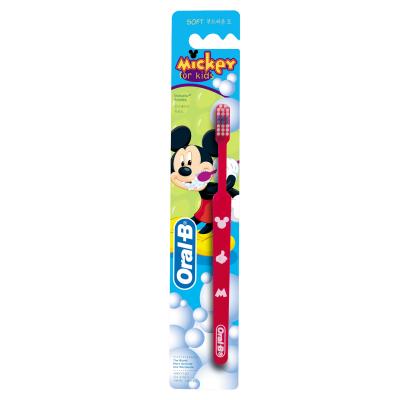 Детская зубная щетка Oral-B Kids Mickey (2-4 года) экстра мягкая 1 шт (3014260286323)