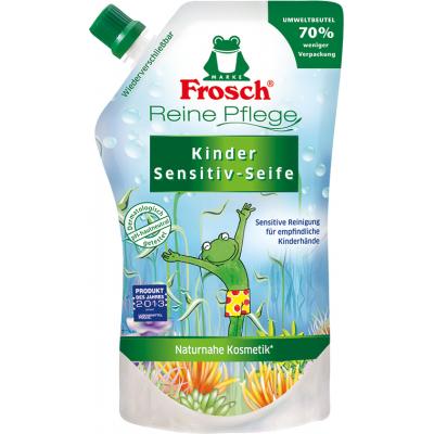 Жидкое мыло Frosch Детское 500 мл (4001499115998)