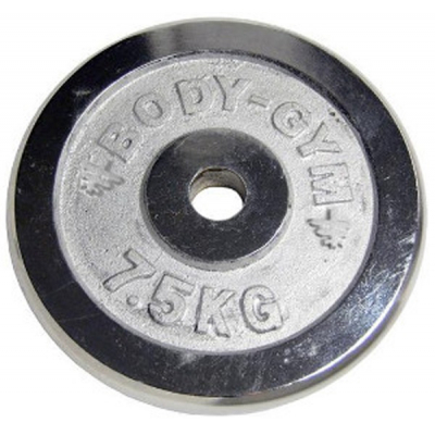 Диск для штанги Stein хром 7.5 кг (WP-07-7.5)