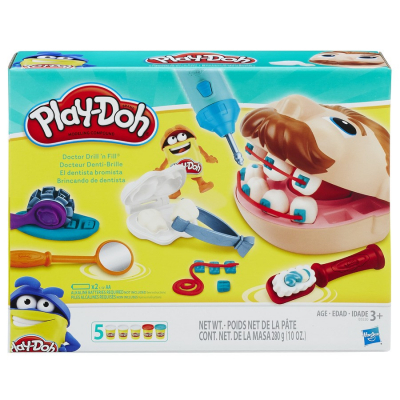 Игровой набор Hasbro Play-Doh Мистер Зубастик (B5520)
