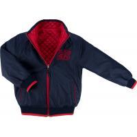 Куртка Verscon двухсторонняя синяя и красная (3197-146B-blue-red)