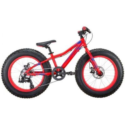 "Детский велосипед Felt MTB Cruncher Matte Fluoro Red 20"" (8064 36703)"